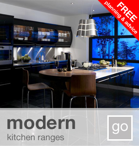browse modern kitchens online