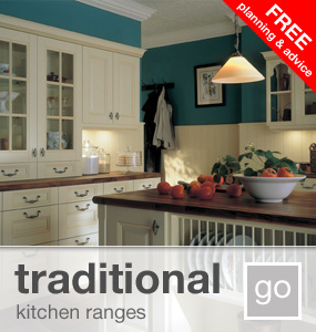 browse traditional kitchens online